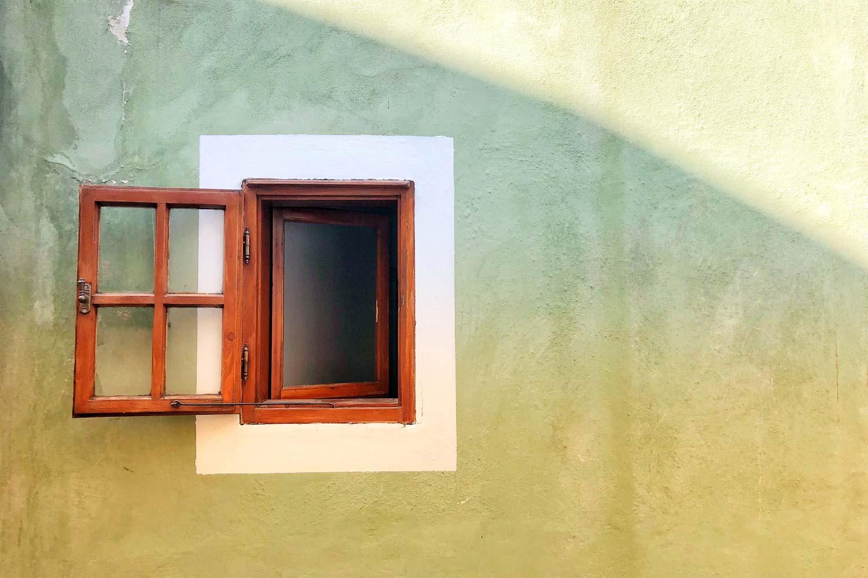 Wills through windows