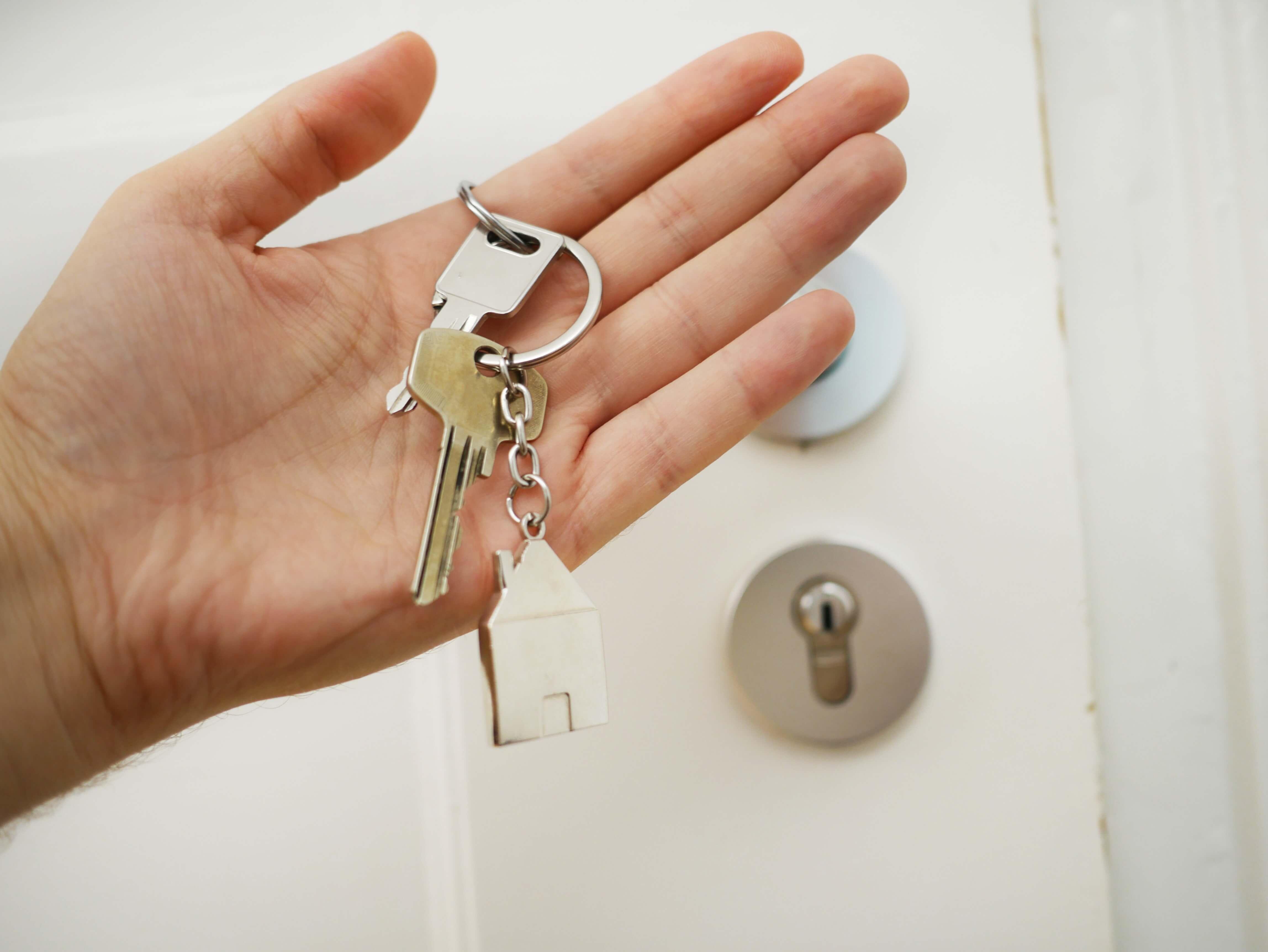 House move keys